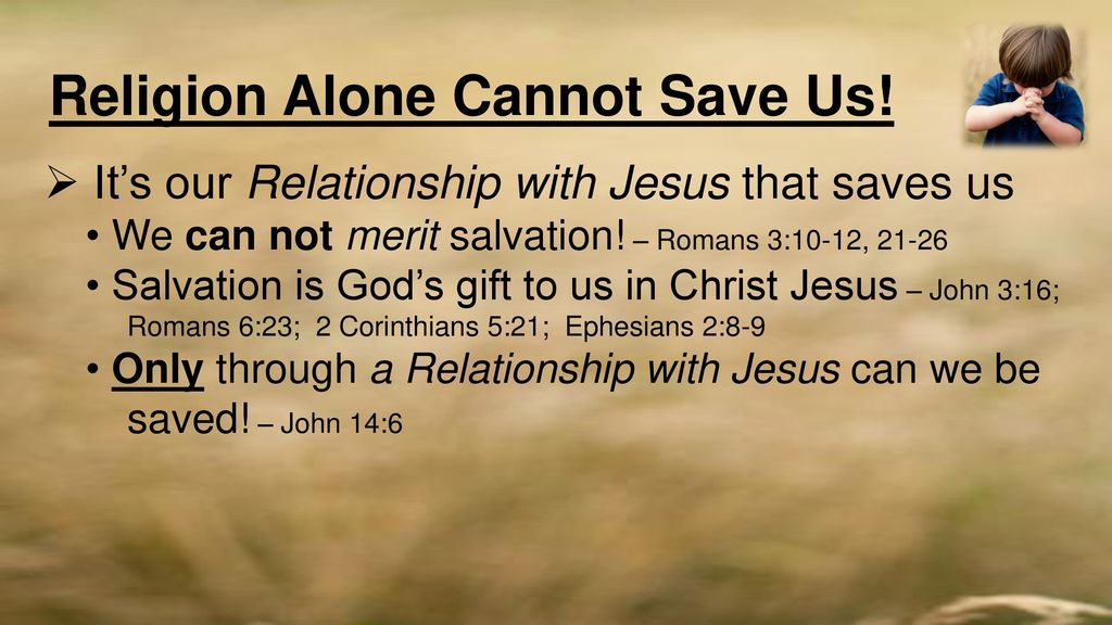 save our relationship