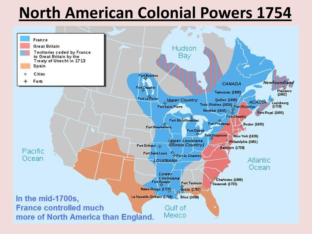Unit Ii The North American Colonial Period 1607 To 1754 Ppt