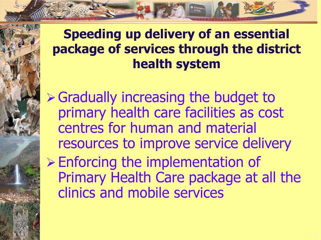 Revitalisation of hospital services - ppt download