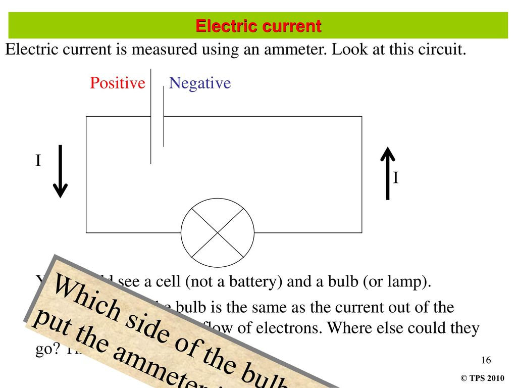Current and charge In this section you will learn - ppt download