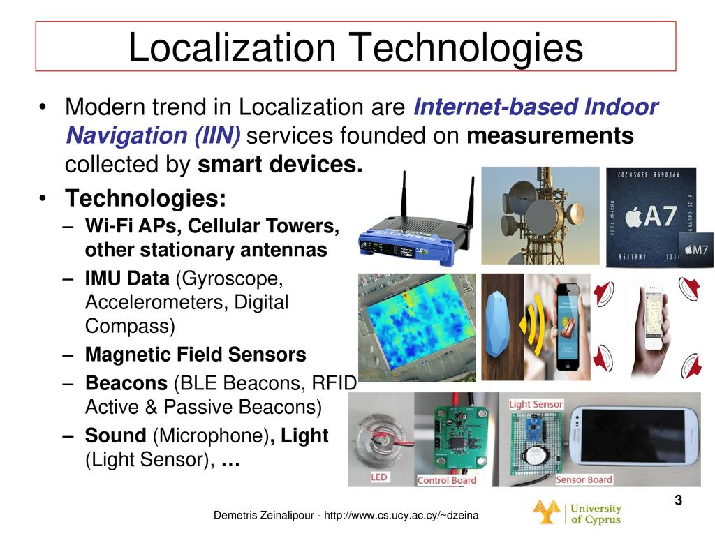 Prefetching Indoor Navigation Structures in Anyplace - ppt