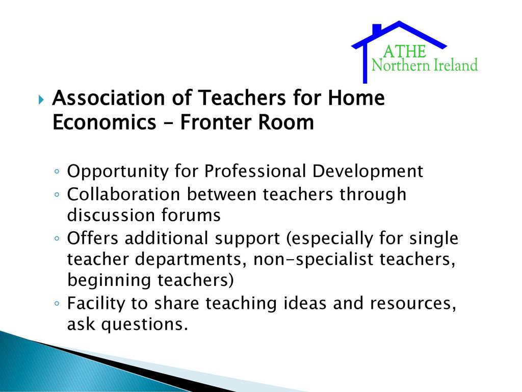 Using Digital Technology in Home Economics - ppt download
