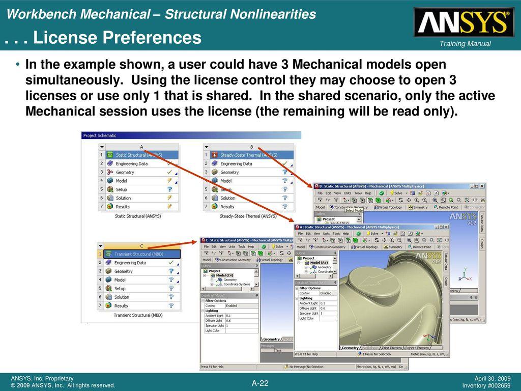 Appendix A 12 0 Workbench Environment - ppt download