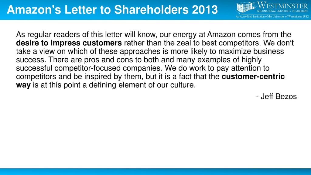 amazon letter to shareholders best of letter to shareholders cover letter examples 50552