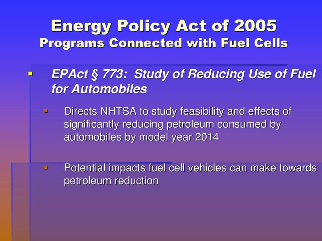 Hydrogen Fuel Cell Technology - ppt download