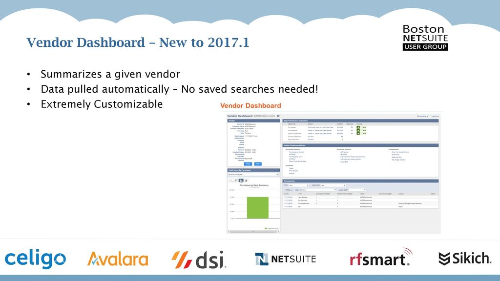 Boston NetSuite User Group - ppt download