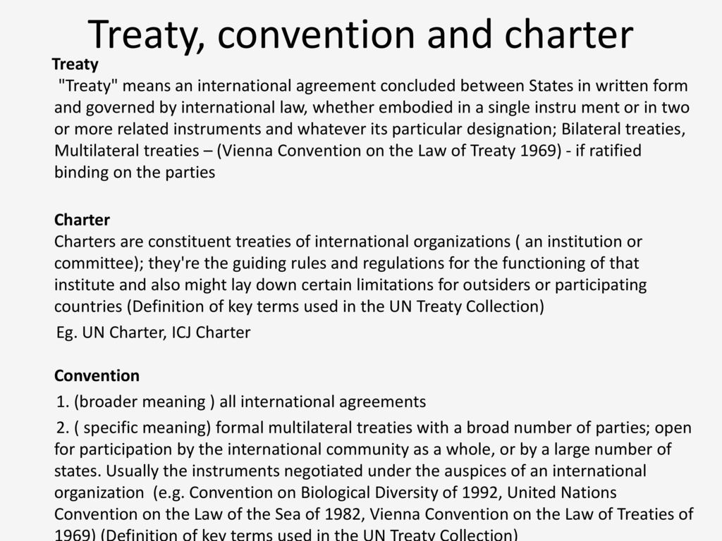 Unit 25 International Law Ppt Download
