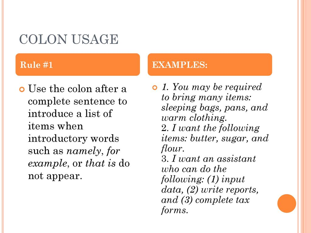 Communication on this topic: How to Use a Colon in a , how-to-use-a-colon-in-a/