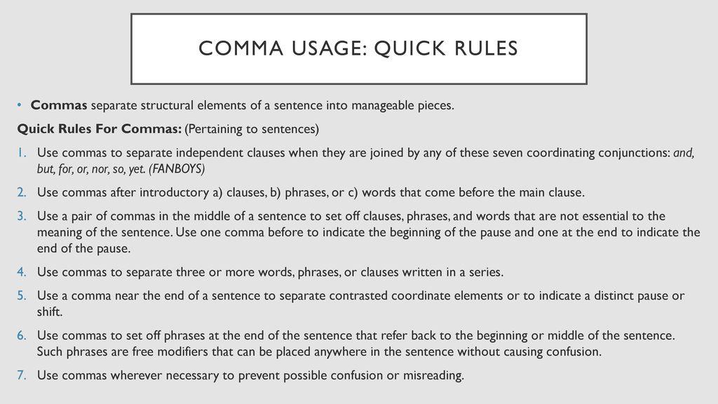 Final Exam Grammar & Writing Skills Overview - ppt download