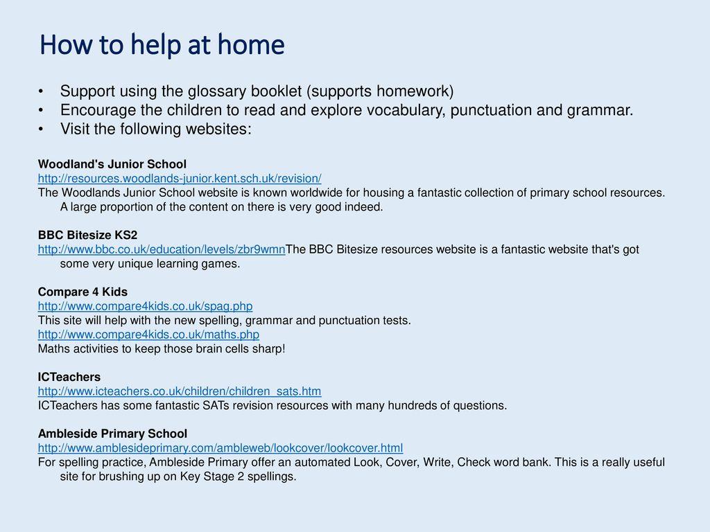 KS2 English Parent Information Monday 31st October ppt video online ...