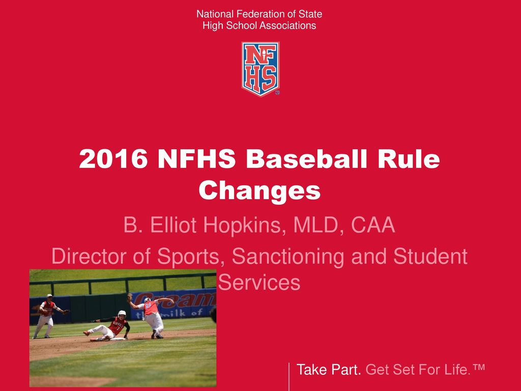 2016 nfhs baseball rule changes ppt download 2016 nfhs baseball rule changes fandeluxe Image collections