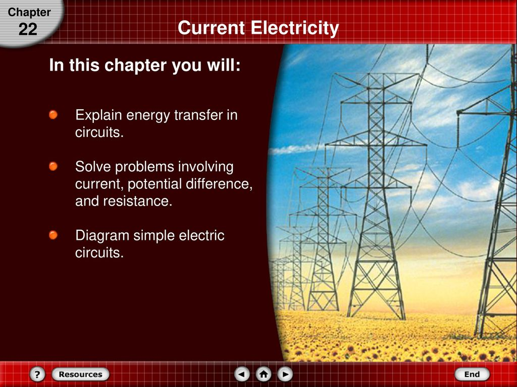 Current Electricity 22 In this chapter you will: - ppt download