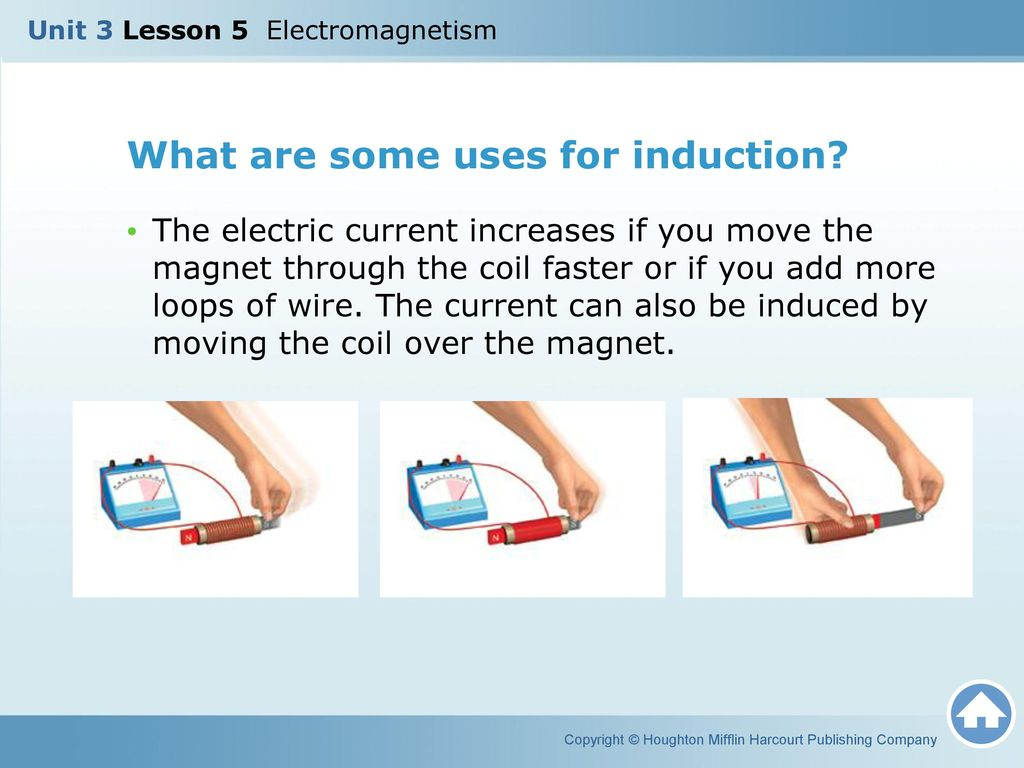 Unit 3 Lesson 5 Electromagnetism - ppt download