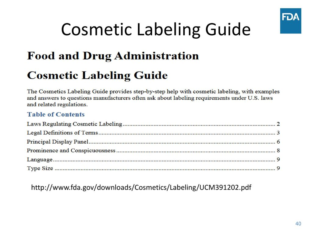 A Joint Collaboration Between FDA and AIFBA - ppt download