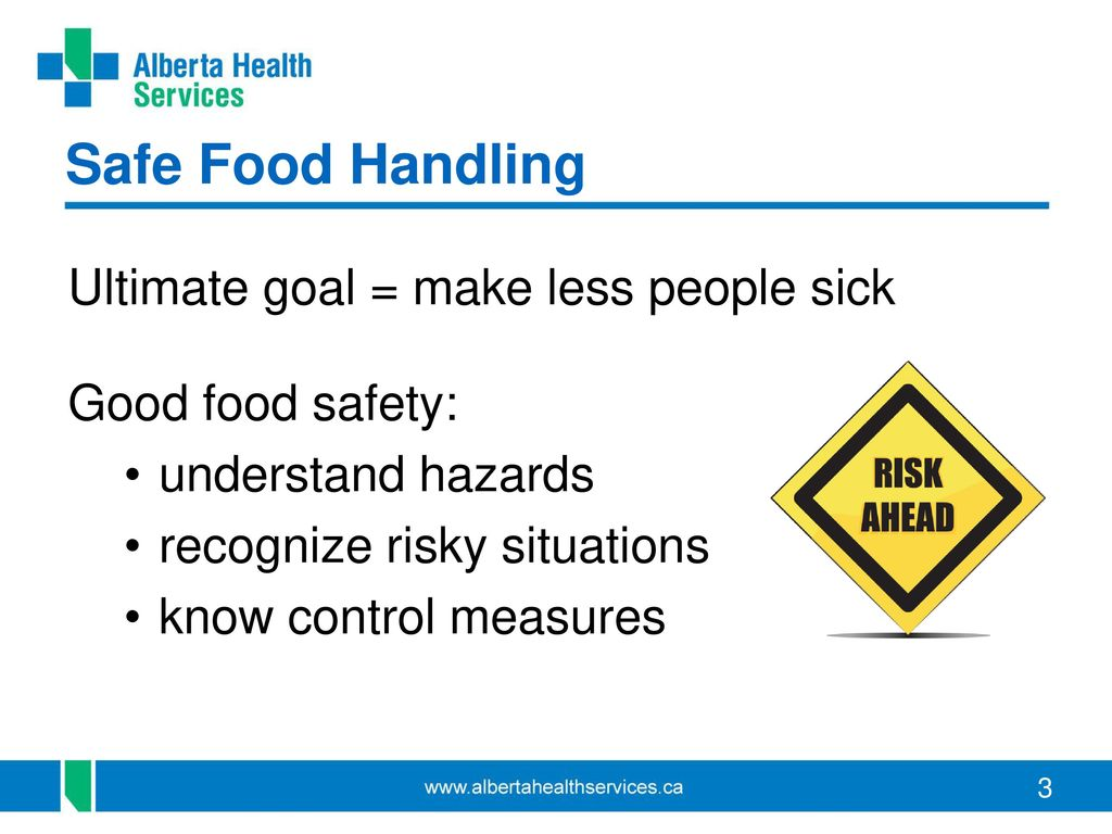 Alberta Food Safety Facts Ppt Download