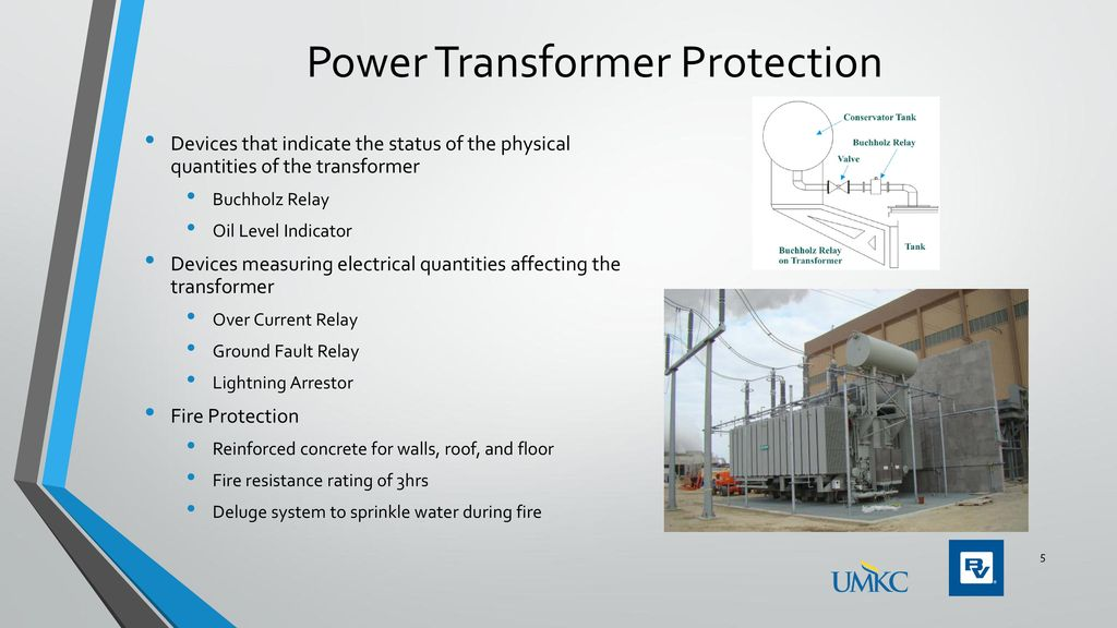 Power transformer protection ppt