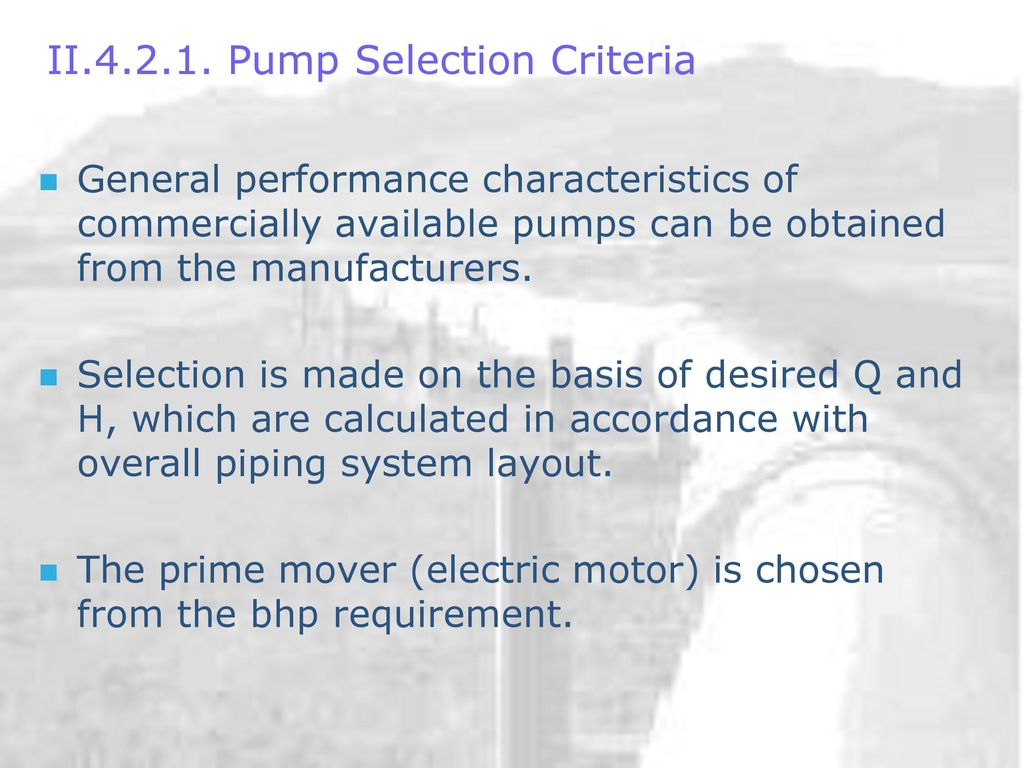 Ii41 Pipe Pump Systems Ii Simple In A Pipeline Ppt Video Piping Layout Concepts 3