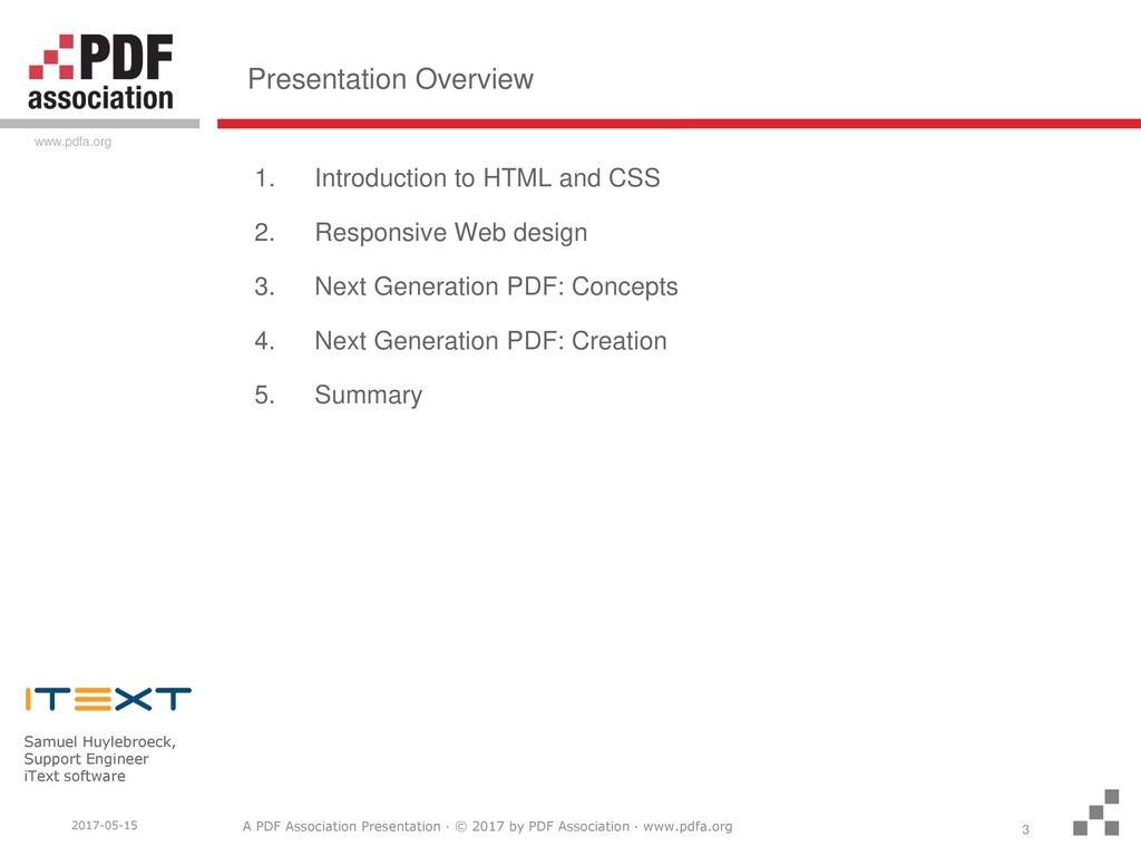 How Html Responsiveness Translates To Pdf Ppt Download