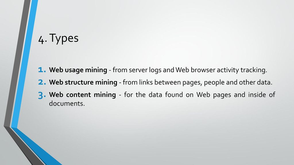 Data mining in web applications - ppt video online download