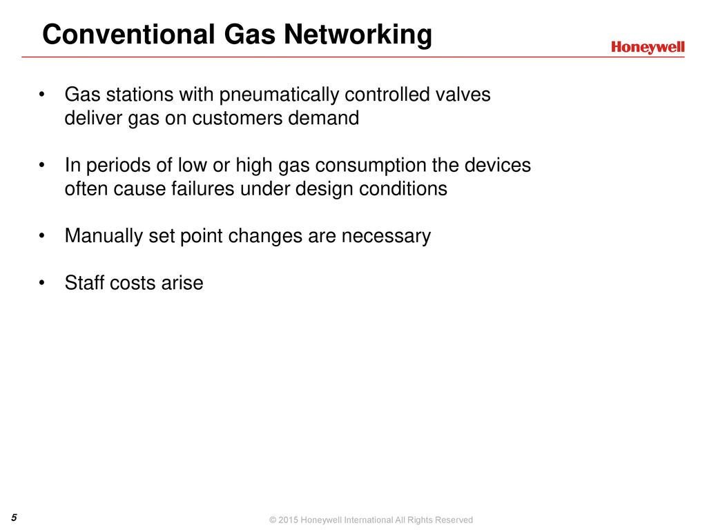 Automation Solutions For Pressure Flow Temperature Control Ppt Honeywell Smart Vfd Manual Conventional Gas Networking