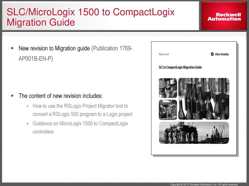 34 MicroLogix 1000 ...