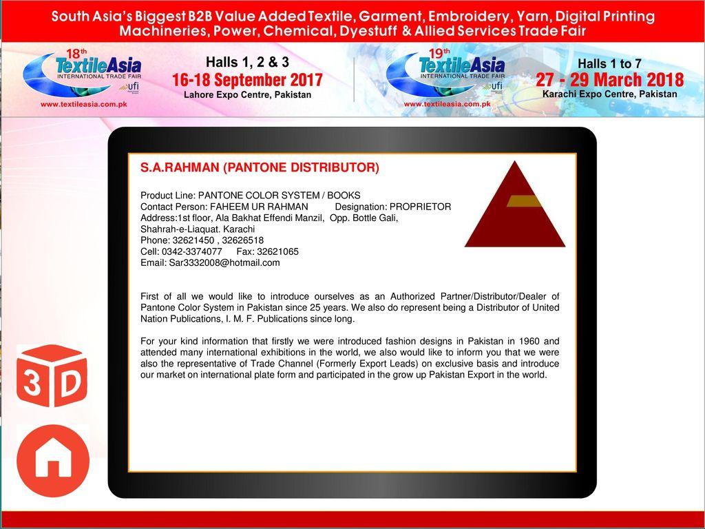 Organizer: Ecommerce Gateway Pakistan (Pvt) Ltd  , Tel - ppt download