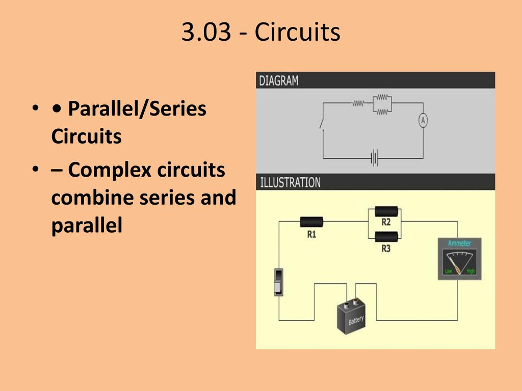 Electricity Ppt Download Circuits In Parallel And Series