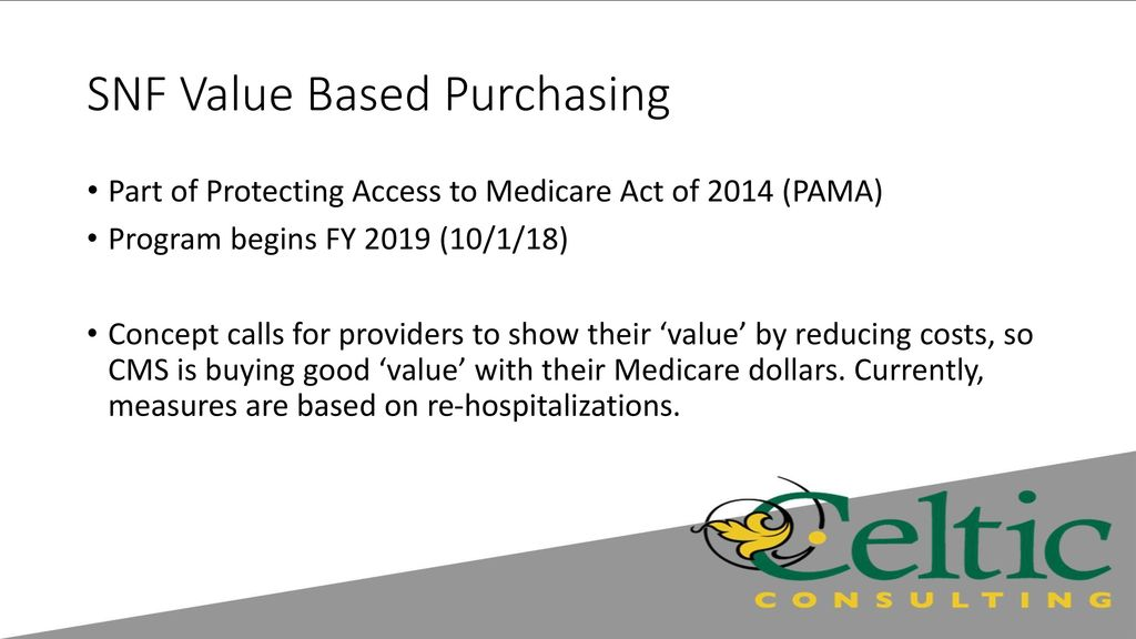 Shifting from PPS to Quality & Value - ppt download