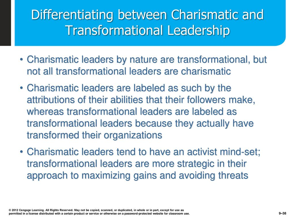 Briefly explain Max Weber's conceptualization of charisma.   ppt ...
