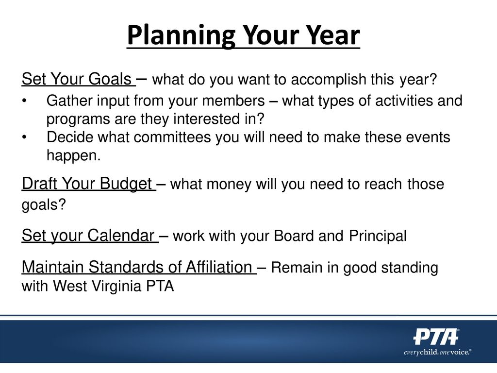 President/Vice President Training: Leading your PTA - ppt download