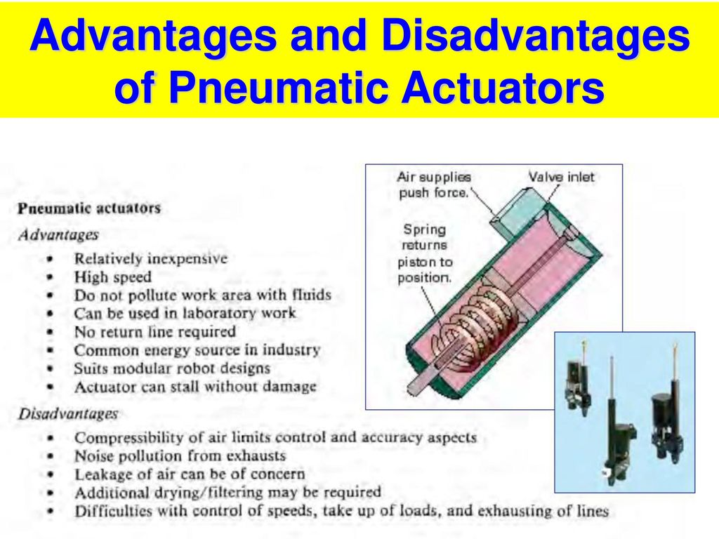 Robot Actuators  - ppt download