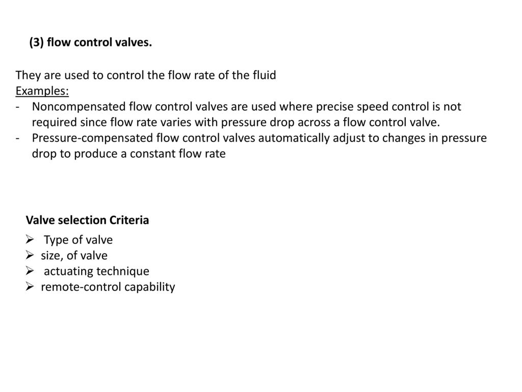 Equal percentage control valves and applications | control notes.