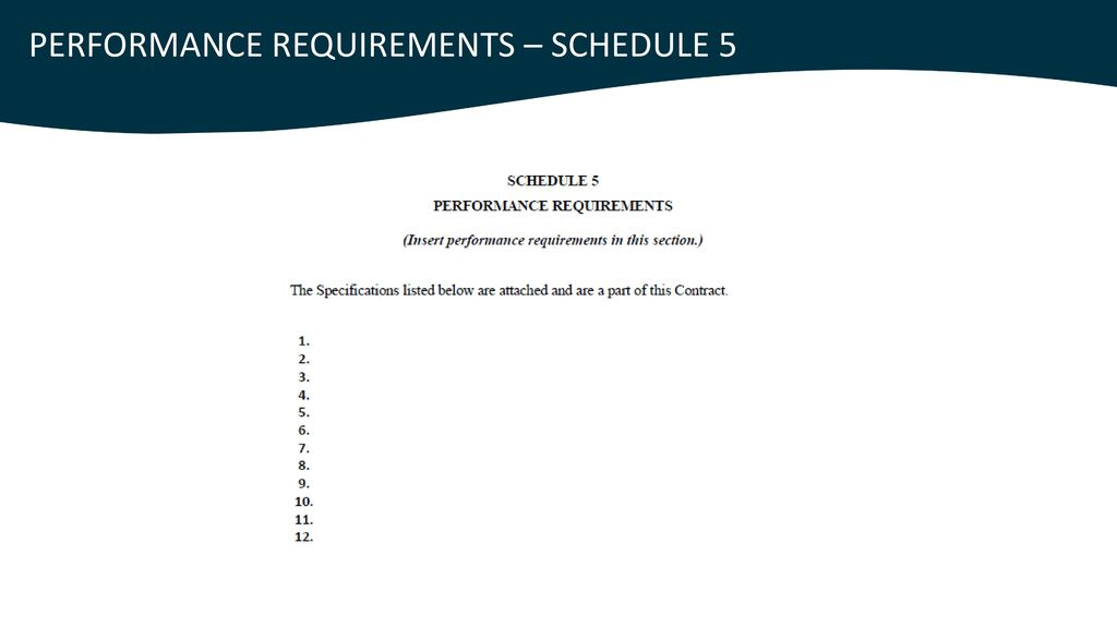 Equipment Contract Rus Form Ppt Download