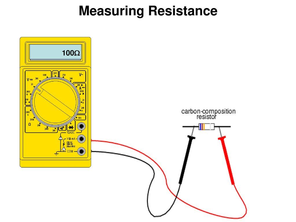 Digital Current Meter Circuit Diagram Wiring Master Blogs Simple Voltmeter Using A Multimeter Ppt Video Online Download 74ls138