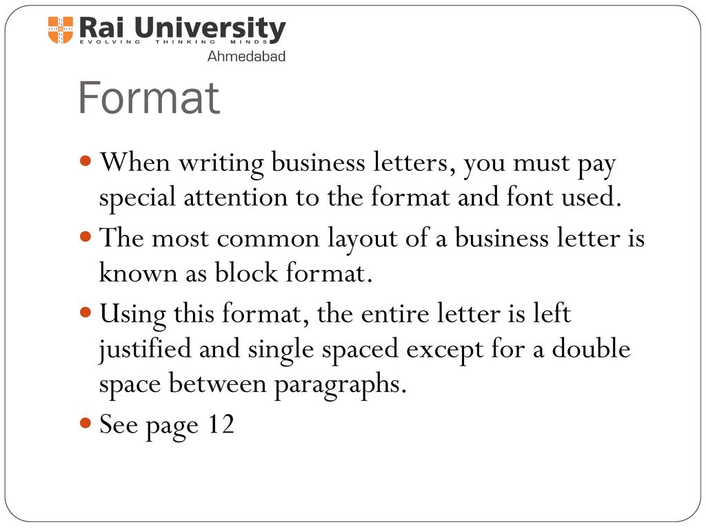 Writing a business letter ppt download 31 format spiritdancerdesigns Images