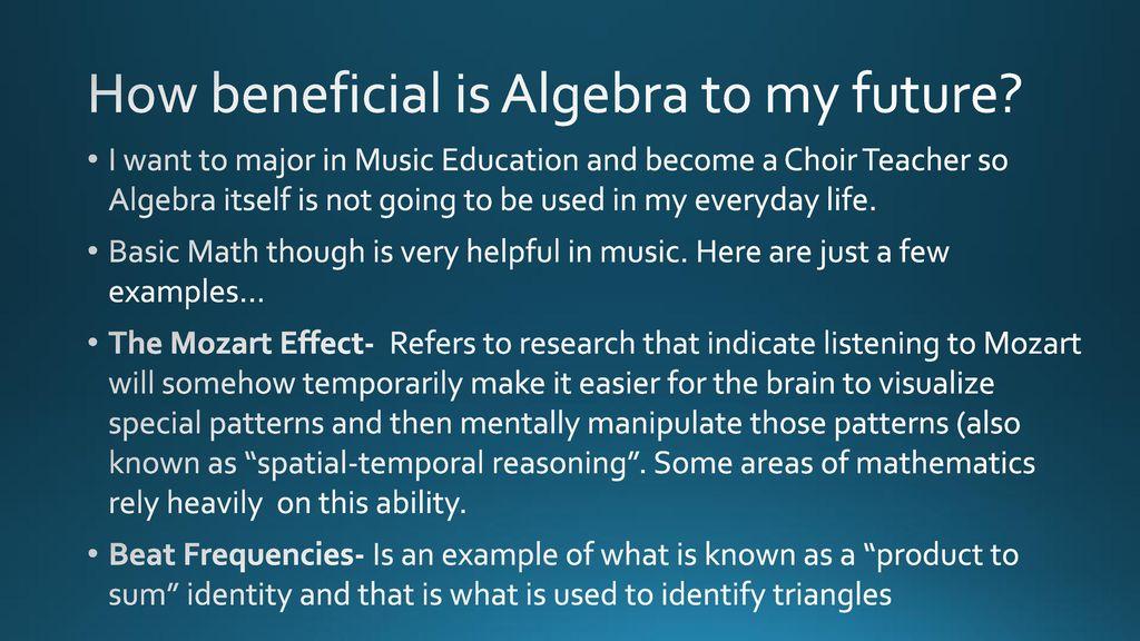 Algebra II By Olivia Venier. - ppt download