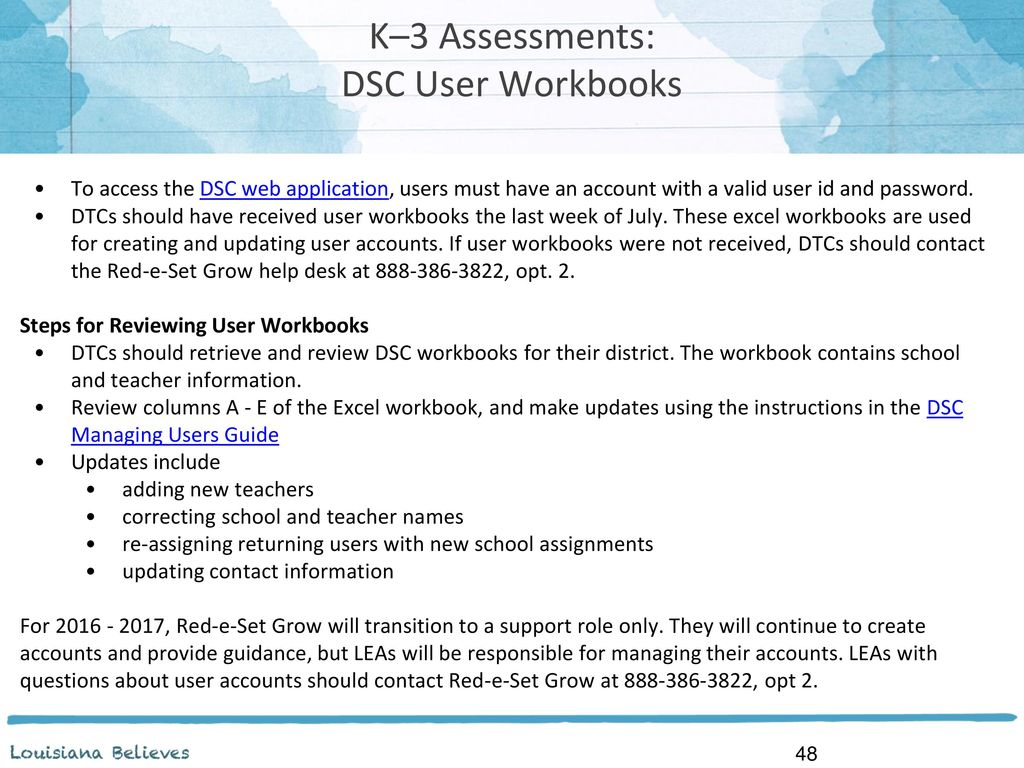 Assessment and Accountability Monthly Call - ppt download