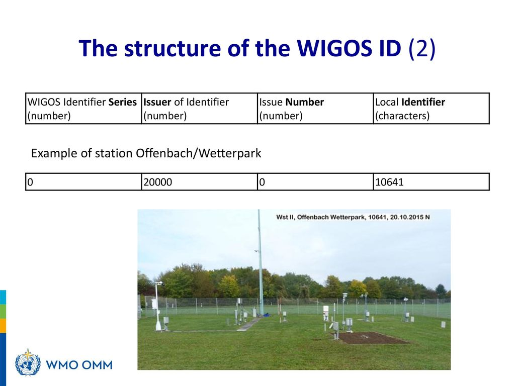 introduction to the wigos identifiers ppt download