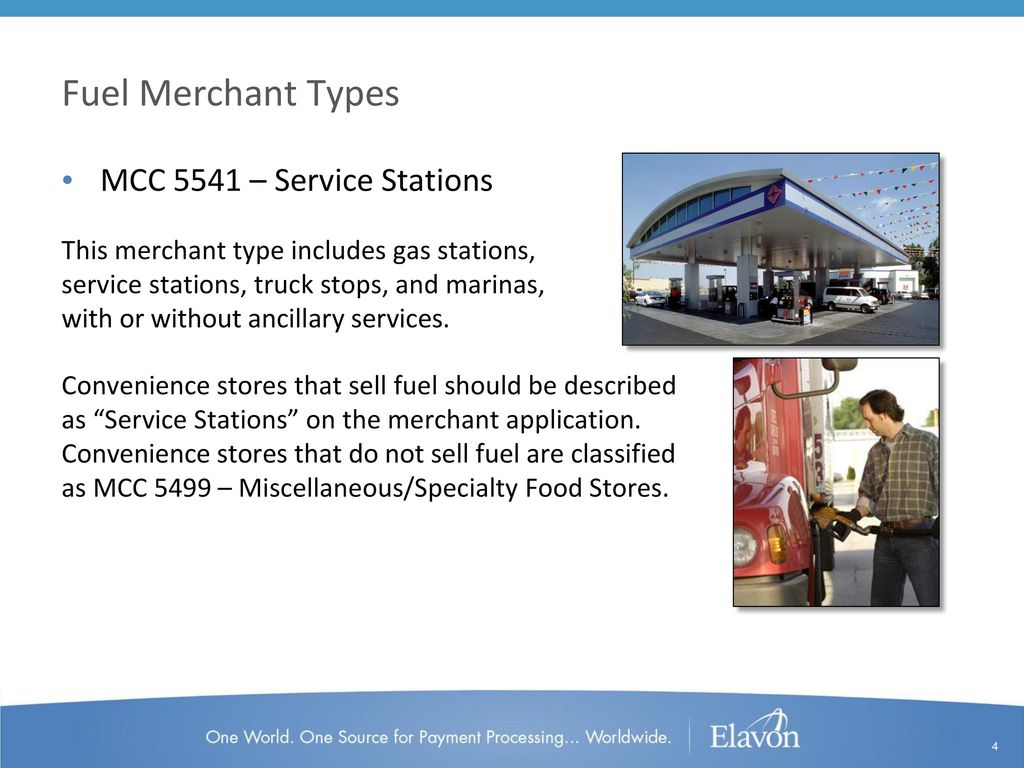Fuel Merchants and Fleet Card Acceptance - ppt download