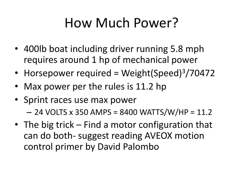 Solar Cup Boat Design Information for rookies - ppt video online