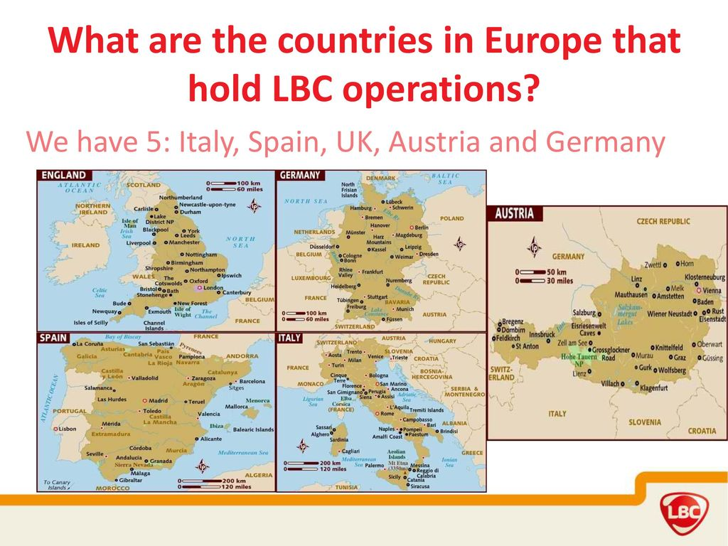 LBC EXPRESS EUROPE  - ppt video online download