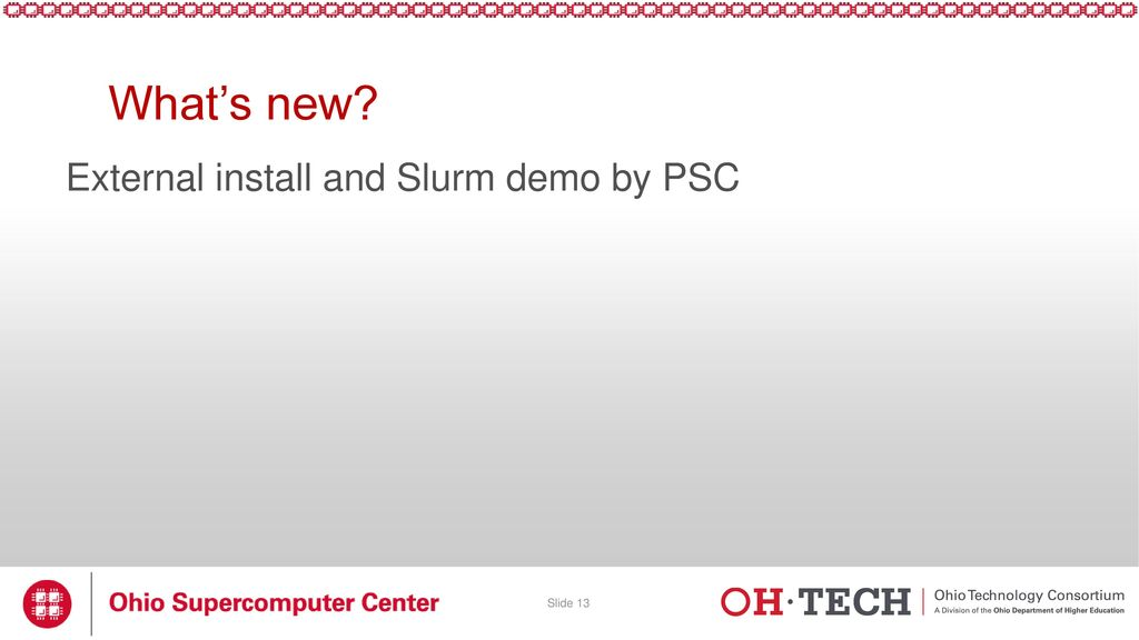 Open OnDemand: Supporting your HPC needs now more than ever - ppt