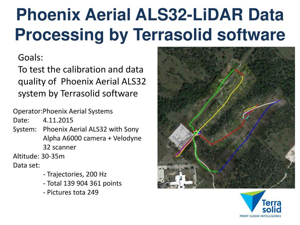 UAV LiDAR  - ppt download