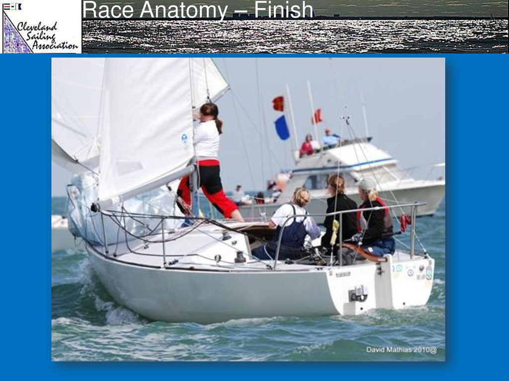 Sail Boat Racing Essentials For Land Lubbers. - ppt download