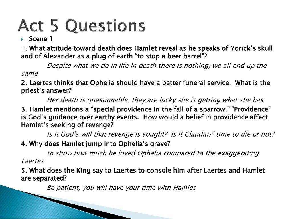 laertes thinks that ophelia should have a better funeral service