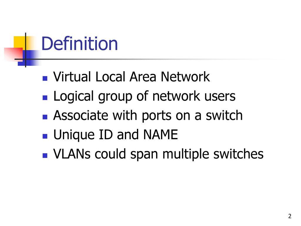 VLAN Cisco (Router/Switch) - ppt download