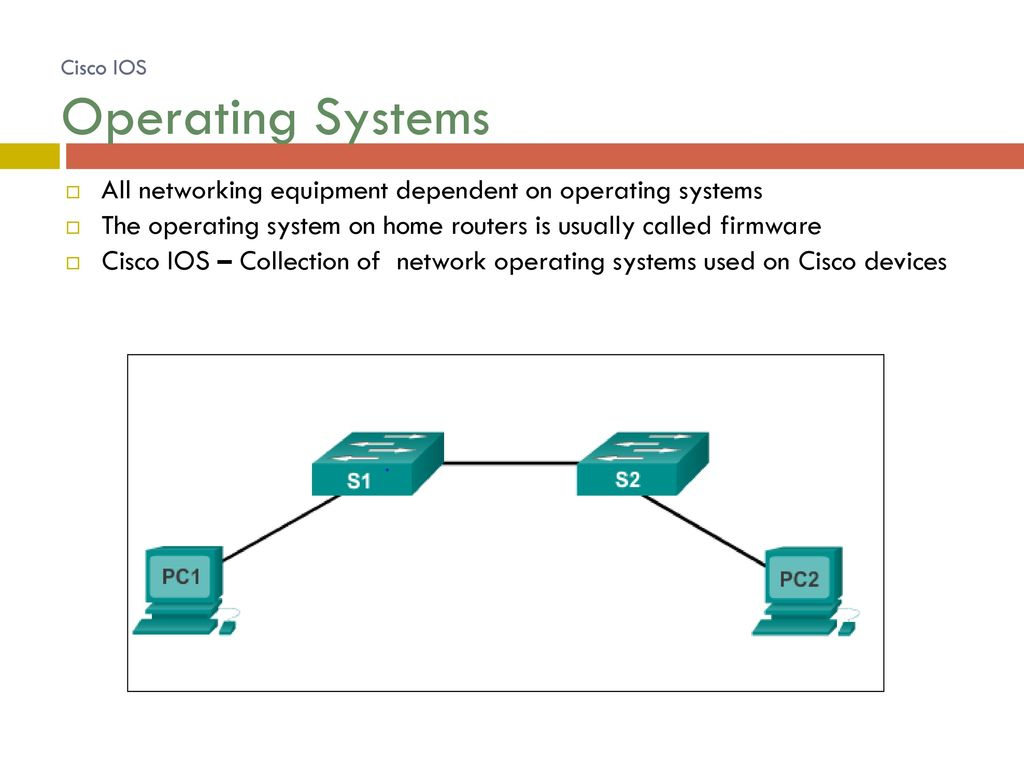 Lecture3 Configuring A Network Operating System Ppt Download