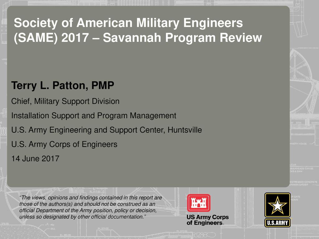Terry L Patton Pmp Chief Military Support Division Ppt Download Space Heater Wiring Diagram 1 Society