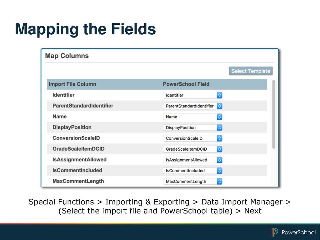reportworks templates powerschool
