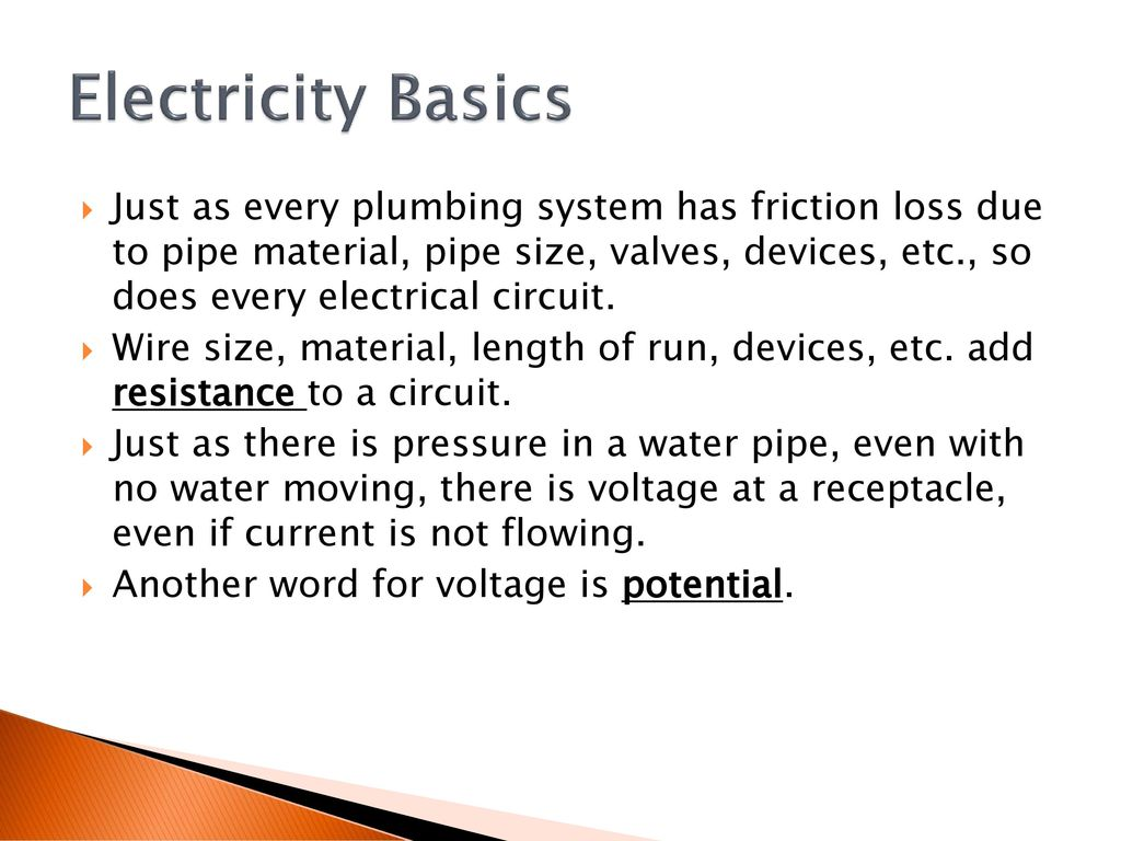 Why Worry About Electricity Ppt Download Wiring Circuit Basics